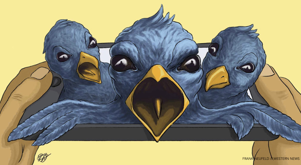 Western University | Two new essays on social media …